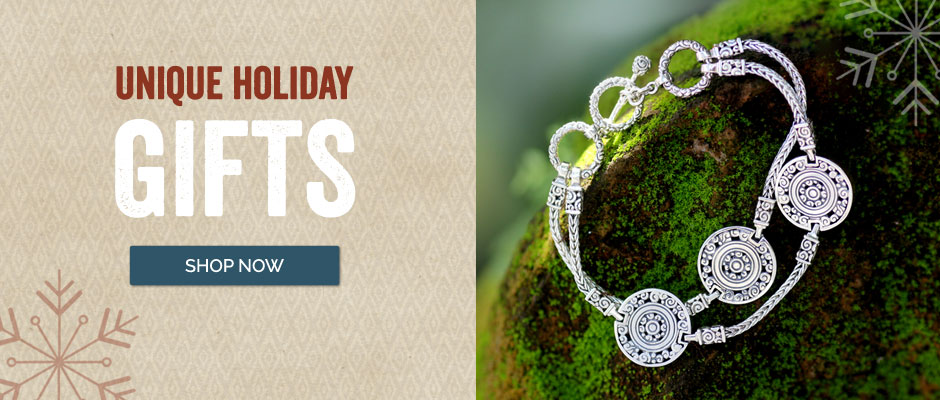 Unique Holiday Gifts - Shop Now!
