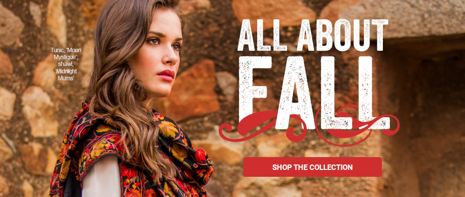 All about Fall! Shop the collection.